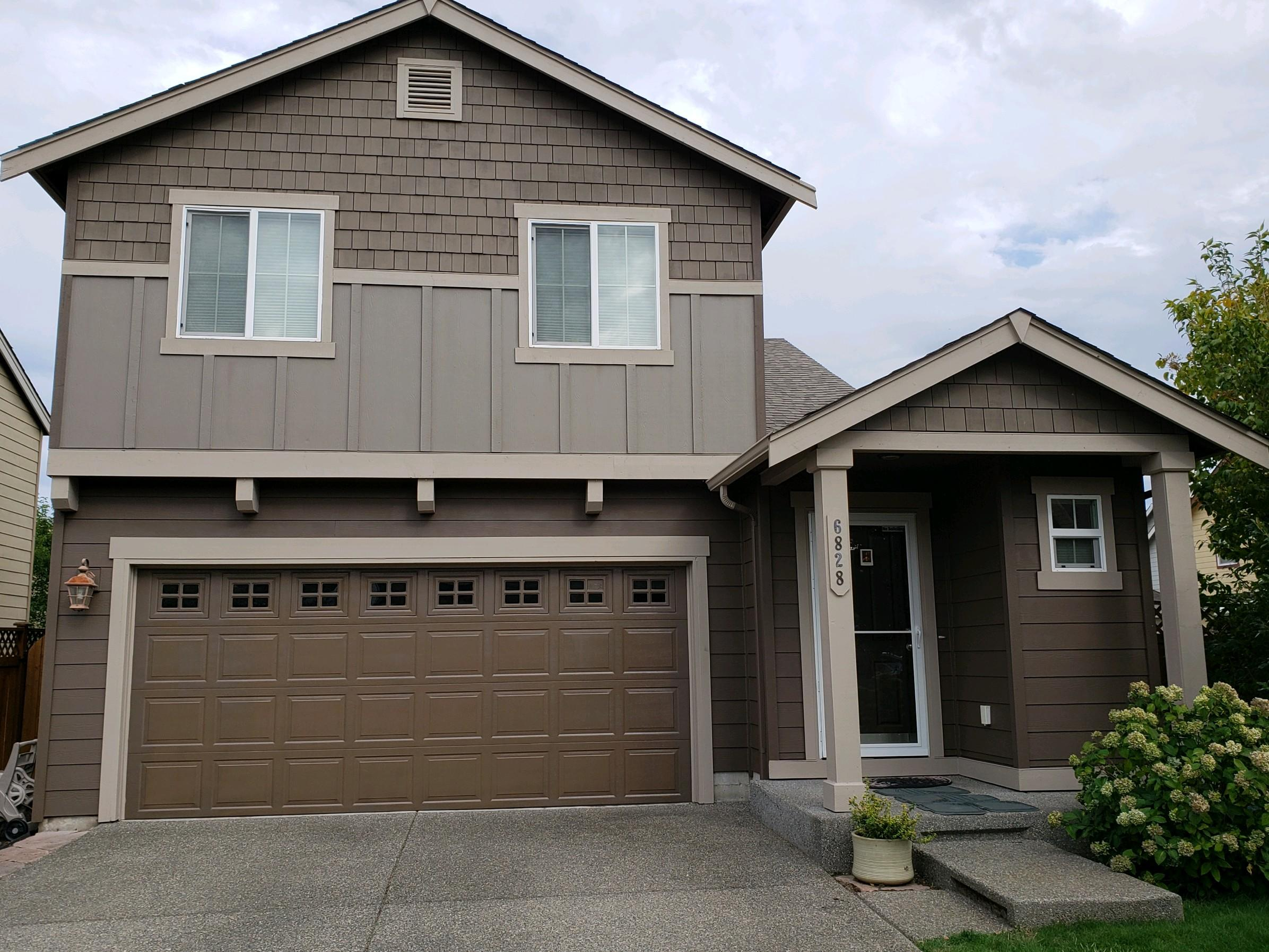 Exterior House Painting – Olympia, WA