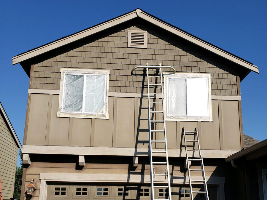 Olympia Exterior Home Painting